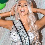 November 2019 | Ms Australia Krystal Dawson