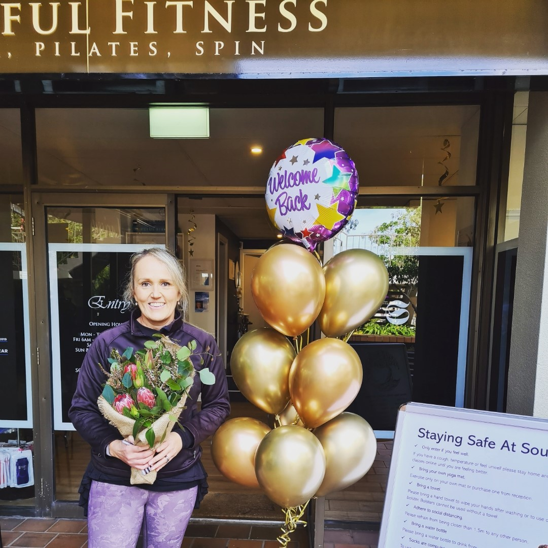 Welcome back to Soulful Fitness Lane Cove